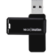Imation 16GB Swivel USB 2.0 Flash Drive