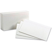 Oxford Printable Index Card - 2