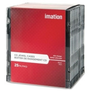 Imation CD/DVD Slim Design Jewel Case