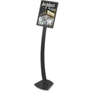 Deflect-o Tabloid-size Contemporary Sign Stand