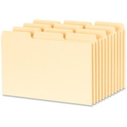 Oxford 1/3-cut Blank Tab Index Card Guide