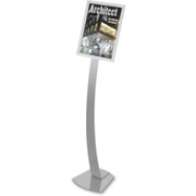 Deflect-o Tabloid-size Contemporary Sign Stand - 1