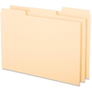 Oxford 1/3-cut Blank Tab Index Card Guide - 1