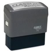 Xstamper ClassiX Self-Inked Stamp - 10
