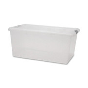 Iris Storage Box with Lid - 1