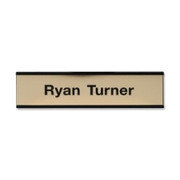 Xstamper Standard Aluminum Wall Sign - 2