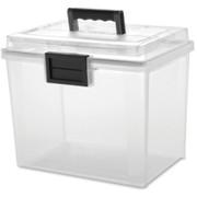 Iris Weather Tight Portable File Box
