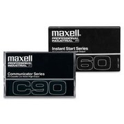 Maxell 60 Minutes Communicator Series Audio Cassette