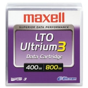 Maxell LTO Ultrium 3 Tape Cartridge