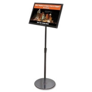 Deflect-o Telescoping Sign Holder