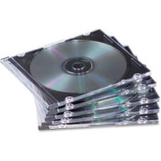Fellowes NEATO Slim Jewel Cases - 100 pack
