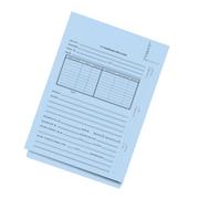 LegalSupply Tri-Fold U.S. Trademark Application Folder with End Tab