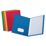 Oxford Twin-Pocket Folders with Fasteners - 5