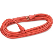 Fellowes Heavy Duty Indoor/Outdoor 25' Extension Cord