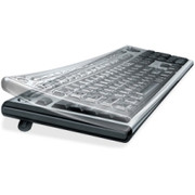 Fellowes Antimicrobial Custom Keyguard Cover Kit - TAA Compliant