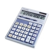 Sharp EL2139HB Portable Desktop Calculator