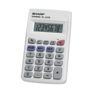 Sharp EL233SB 8-Digit Pocket Calculator