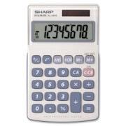 Sharp EL240SAB Handheld Calculator