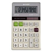 Sharp EL376G Pocket Calculator