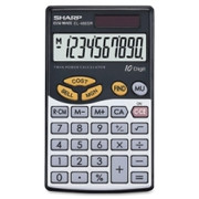 Sharp EL480 Handheld Calculator