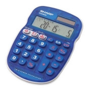 Sharp ELS25 Quiz Calculator