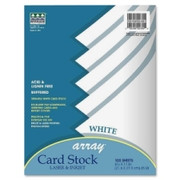 Pacon Array Printable Multipurpose Card - 4