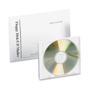 Quality Park Foam Lined Disk/CD Mailers