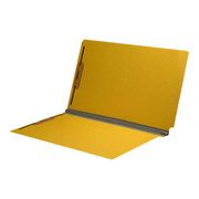 End Tab Pressboard Folder - Yellow - 5