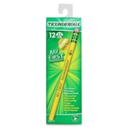 Ticonderoga Pencil with Eraser