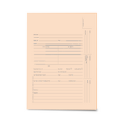 Redweld Tri-Fold U.S. Trademark Application Folder - 1