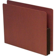 SJ Paper Expanding Red Rope File Pocket