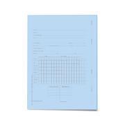 Redweld Tri-Fold Foreign Patent Application Folder
