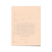 Redweld Tri-Fold Foreign Patent Application Folder - 1