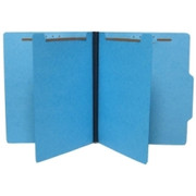 SJ Paper Top Tab Economy Classification Folder - 1