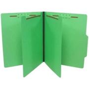 SJ Paper Top Tab Economy Classification Folder - 2