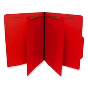 SJ Paper Top Tab Economy Classification Folder - 4
