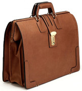 Korchmar Attorney Brief Bag - Tan