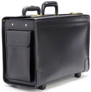 """Korchmar 20"""" Wheeled Litigation Bag"""
