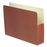 SJ Paper Expanding File Pocket