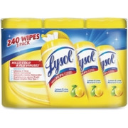 Lysol Disinfecting Wipes - 7