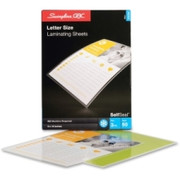 Swingline GBC SelfSeal Self Adhesive Laminating Pouches
