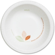 Bare Heavyweight Paper Dinnerware 12 oz. Bowls