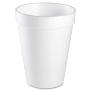 Dart Insulated Styrofoam Cup - 1