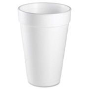 Dart Insulated Styrofoam Cup - 2