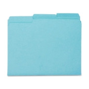 Smead 10235 Aqua Interior File Folders