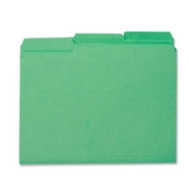 Smead 10247 Green Interior File Folders