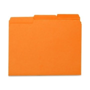Smead 10259 Orange Interior File Folders