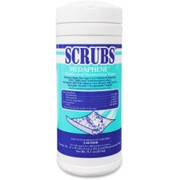 Scrubs Disinfecting/Deodorizing Wipes