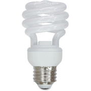 GE Spiral 13W Compact Fluorescent T2 Bulb