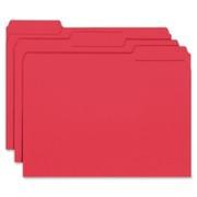 Smead 10267 Red Interior File Folders